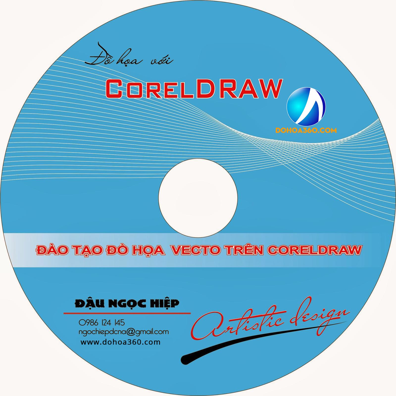 Thiết kế quảng cáo trên CorelDRAW