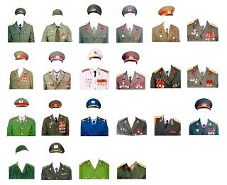 Mẫu Quân phục