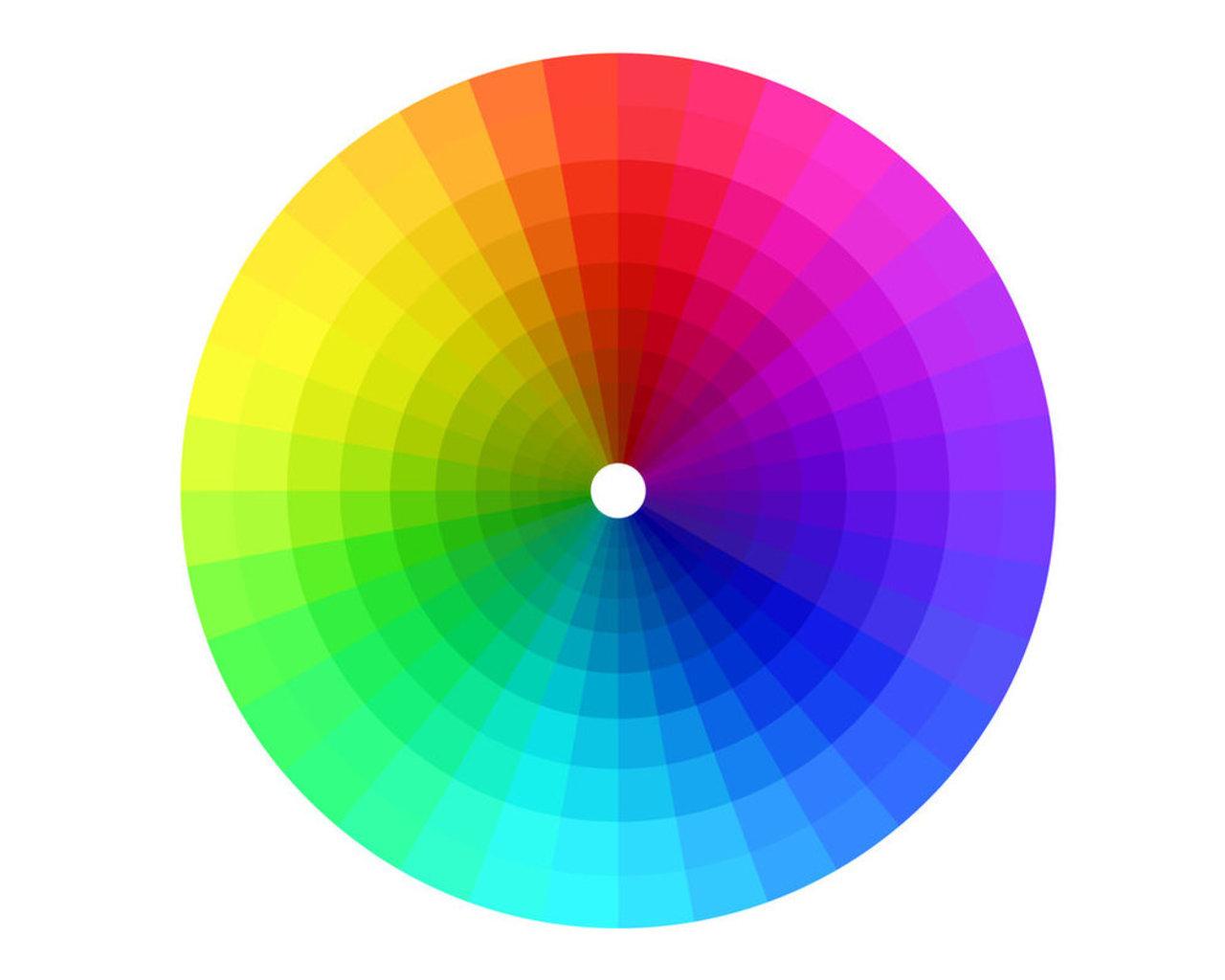 Màu sắc và hình cơ bản