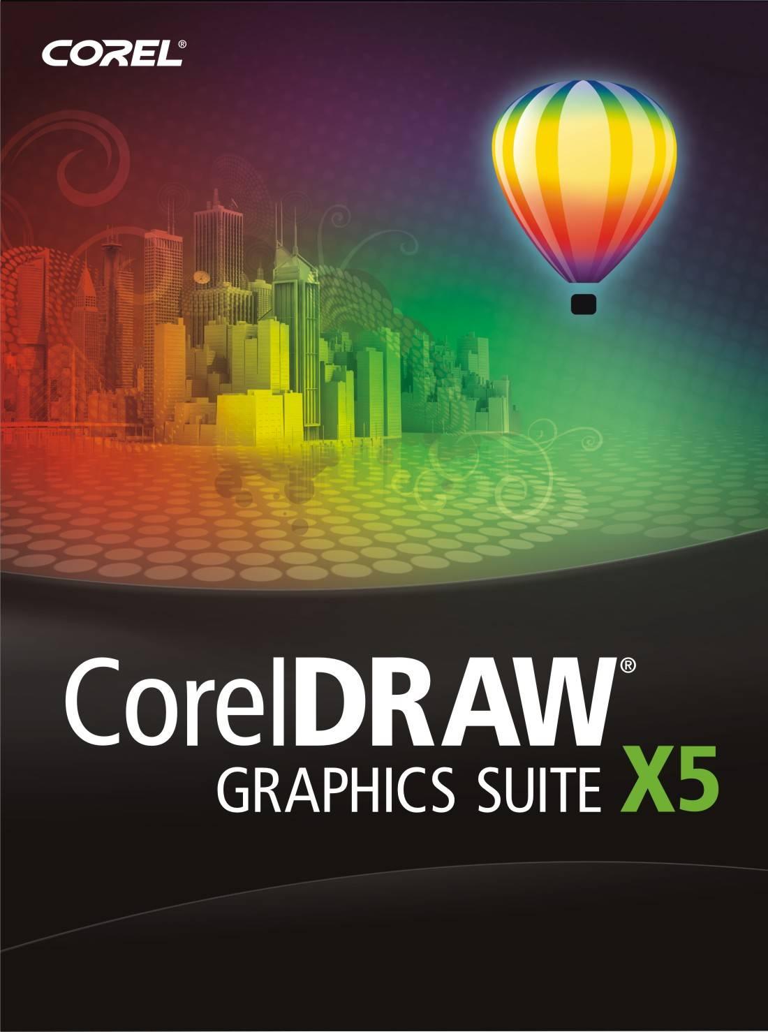 Các thao tác thường dùng trong CorelDRAW X5