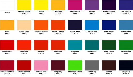 Hệ màu và bit màu trong photoshop
