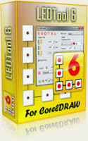 Ledtool cho CorelDRAW X6