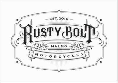 Thiết kế Logo dạng chữ