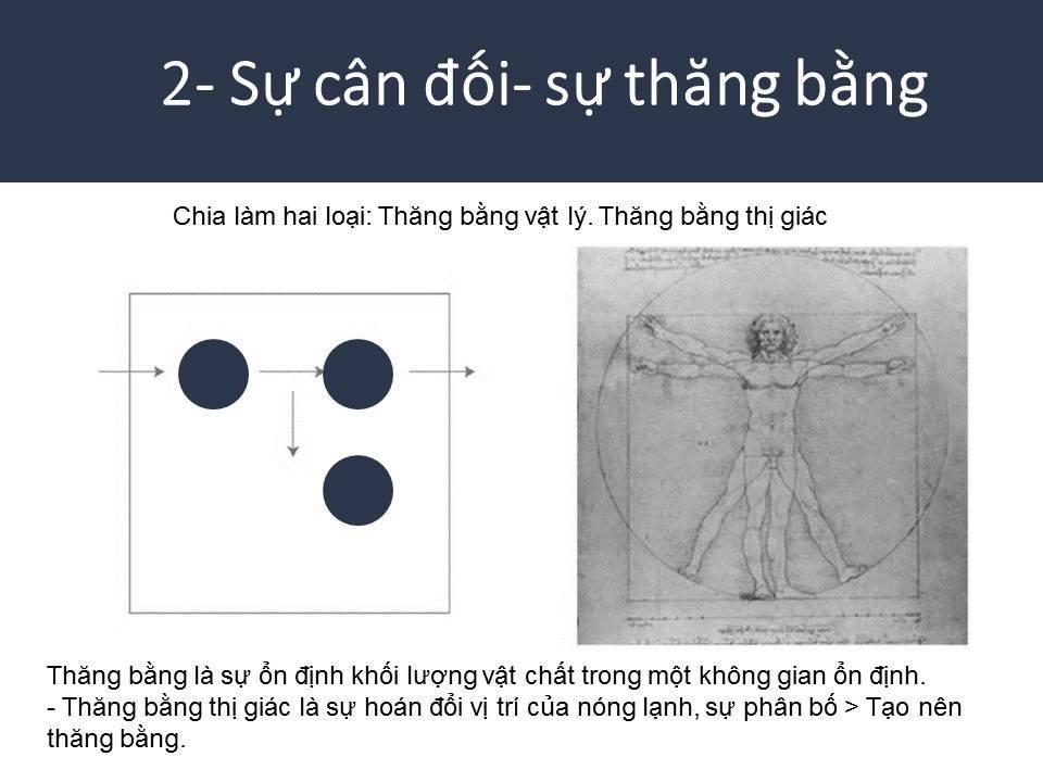 Nguyên tắc thị giác trong thiết kế
