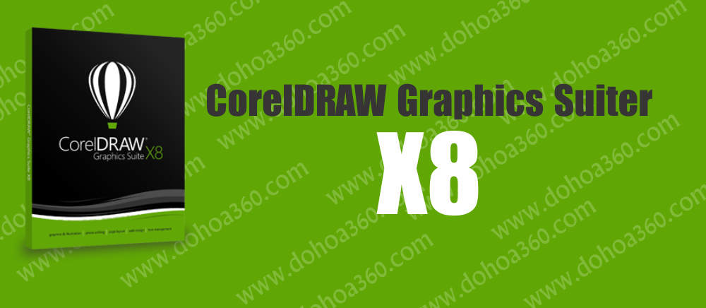 Cài đặt CorelDRAW X8