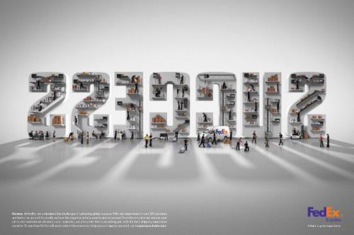 tác phẩm Typography ấn tượng