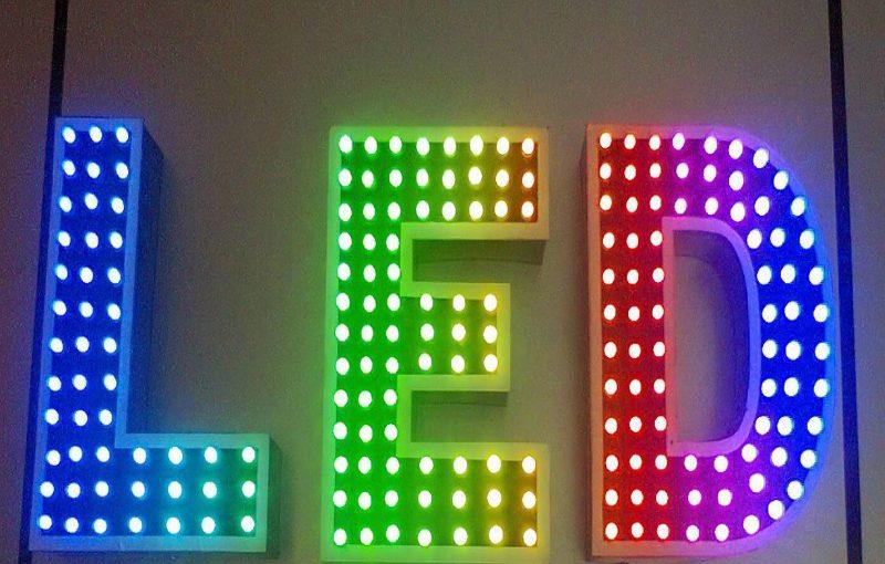 Thiet ke LED