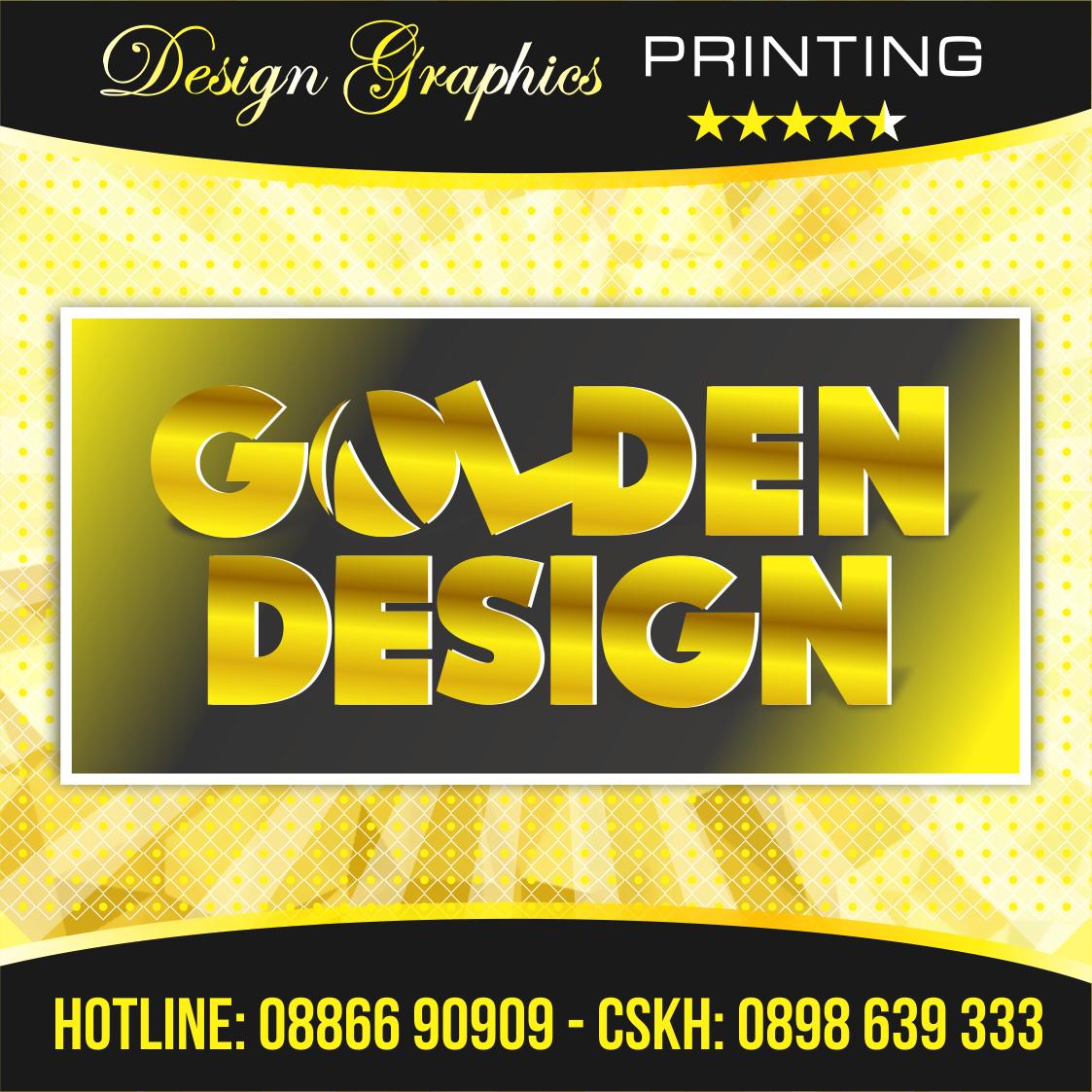 Thiết kế website Công ty TNHH Golden Design