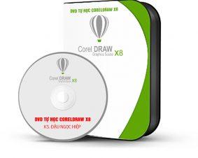 Tự hoc CorelDRAW X8