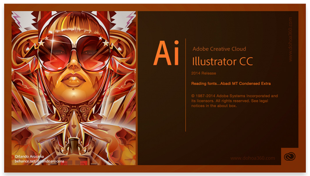 Download Adobe Ilusstrator CC 2017
