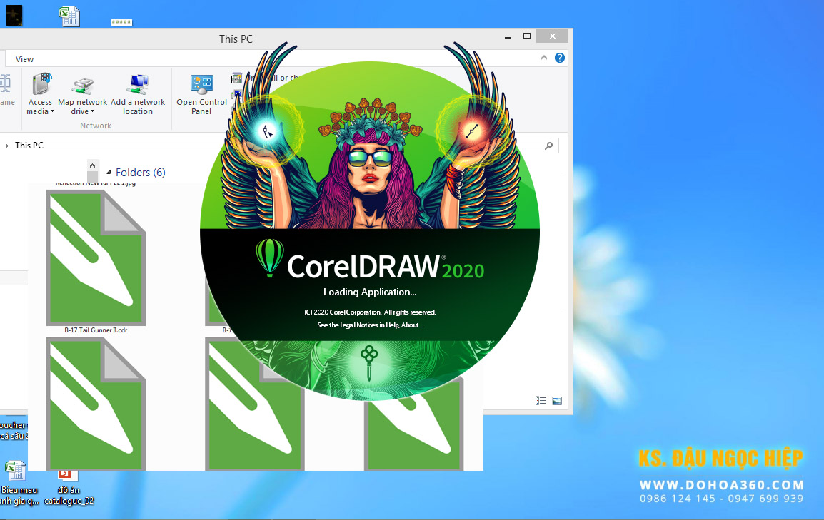 Xử lý lỗi không xem trước được file trong CorelDRAW